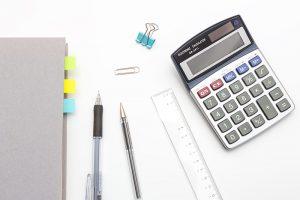 先物取引に係る雑所得等の金額の計算明細書と確定申告書付表の書き方(確定申告用)